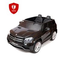 Двухместный  детский электромобиль Electric Toys Mercedes GLS63 Lux 4x4, с резиновыми колёсами