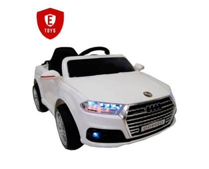 Детский Электромобиль Electric Toys  Q3 LUX белая